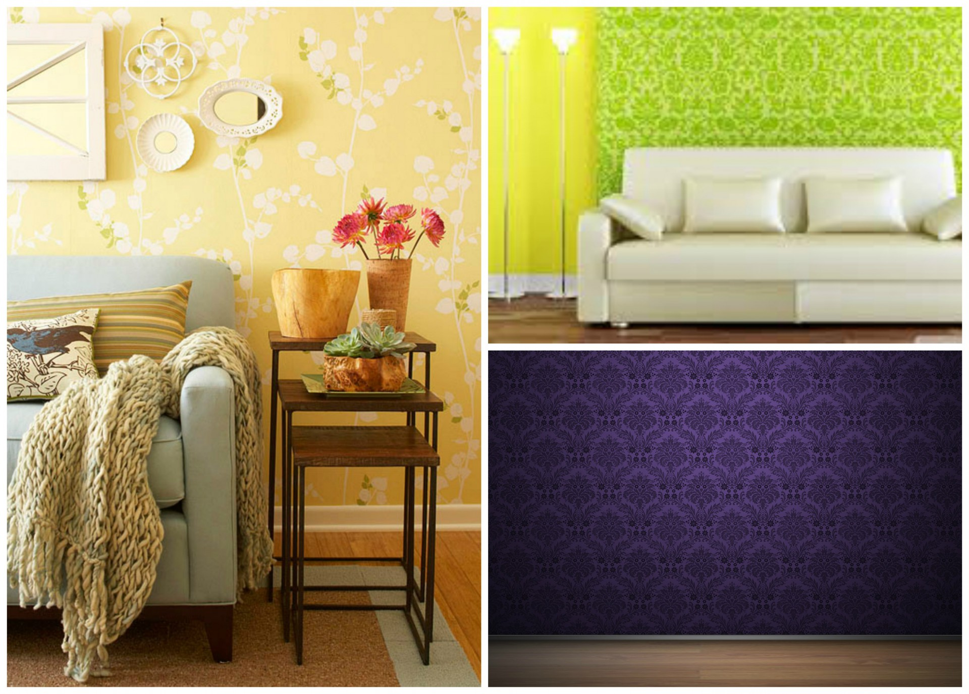 Spruce up your Bare Walls | Homes Re-Imagined