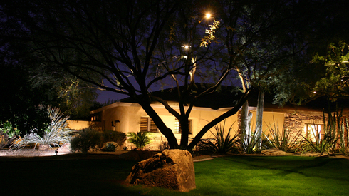 consider shapes sizes and your budget outdoor lighting