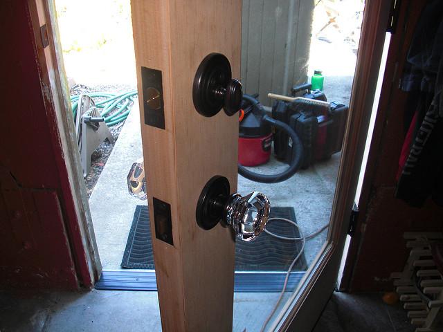 Burglar-Proofing